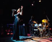 Bettye LaVette performs at The Kessler Theater in Dallas on November 29, 2012.  (Stan Olszewski/The Dallas Morning News)