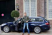 Doop Willem Jan ( 01-07-2013), zoon van Prins Floris en Prinses Aimee oppaleis het Loo<br /> <br /> Christening of Willem Jan ( 01-07-2013), son of Prince Floris and Princess Aimee on palace het Loo<br /> <br /> Op de foto / On the photo: Prins Floris / Prince Floris