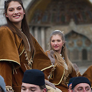 Procession of the Marie - Venice Carnival