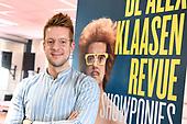 Perspresentatie de Alex Klaasen revue - Showponies