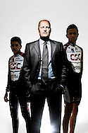 Bjarne Riis, Tour de France winner and bicycle team manager.