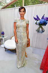 Frankie Bridge at the Glamour Women of The Year Awards 2017 in association with Next held in Berkeley Square Gardens, London England. 6 June 2017.