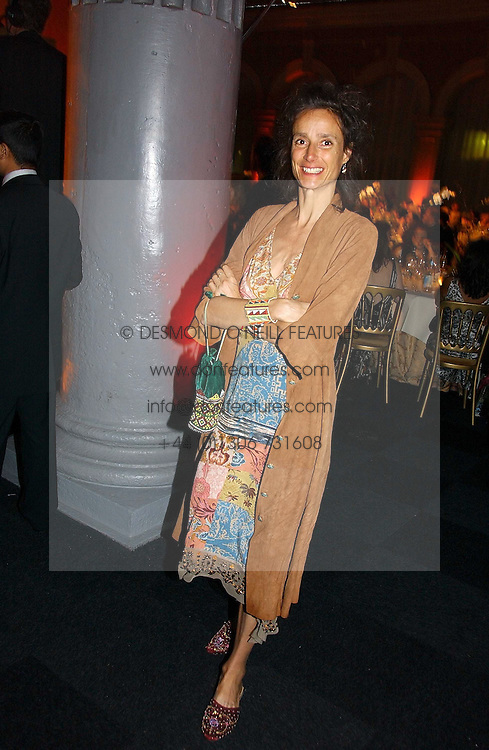The MARCHIONESS OF WORCESTER at the Fortune Forum Dinner held at Old Billingsgate, 1 Old Billingsgate Walk, 16 Lower Thames Street, London EC3R 6DX<br /><br />NON EXCLUSIVE - WORLD RIGHTS