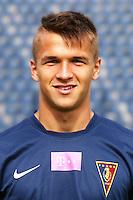 15.07.2014 Szczecin<br /> T-Mobile Ekstraklasa Sezon 2014/2015<br /> Pogon Szczecin<br /> Sebastian Rudol