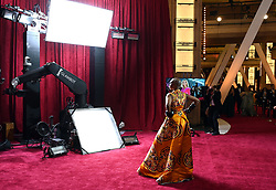 A general view of a glambot on the red carpet at the 92nd Academy Awards held at the Dolby Theatre in Hollywood, Los Angeles, USA.