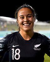 International Women's Friendly Matchs 2019 / <br /> Cup of Nations Tournament 2019 - <br /> Australia v New Zealand 2-0 ( Leichhardt Oval Stadium - Sidney,Australia ) - <br /> Aimee Flavia Phillips of New Zealand