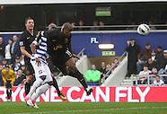 Queens Park Rangers v Everton 211012