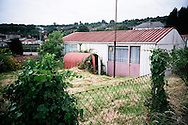 Post-war prefabs at the Bishpool and Treberth Estates in Newport, Wales