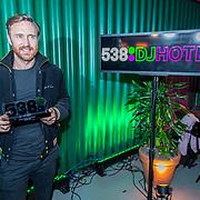 NLD/Amsterdam/20171019 - Prijsuitreiking en mini concert David Guetta, David Guetta