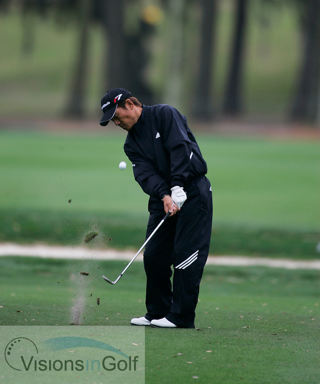 Hidemichi Tanaka<br /> THE PLAYERS Championship at TPC Sawgrass, Stadium GC, Ponte Vedra, Jacksonville, Florida USA. 23rd March 2006<br /> <br /> Picture Credit:   Mark Newcombe / visionsingolf.com