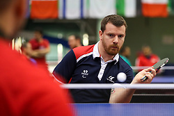 MERRIEN Florian of France at 14th Slovenia Open - Thermana Lasko 2017 Table Tennis Championships for the Disabled Factor 4, on May 9, 2017, in Dvorana Tri Lilije, Lasko, Slovenia. Photo by Matic Klansek Velej / Sportida