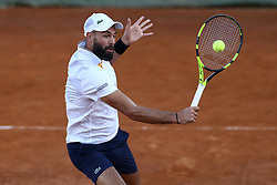 May 14, 2018 - Rome, Italy - Tennis ATP Internazionali d'Italia BNL First Round.Benoit Paire (FRA) at Foro Italico in Rome, Italy on May 14, 2018. (Credit Image: © Matteo Ciambelli/NurPhoto via ZUMA Press)