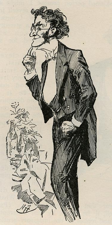 Augustine Birrell  (1850-1933) British Liberal politician.