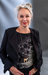 Pictured: Sara Stridsberg<br /><br />Sara Brita Stridsberg is a Swedish author and translator. Her first novel, Happy Sally was about Sally Bauer, who in 1939 had become the first Scandinavian woman to swim the English Channel.<br /><br />Ger Harley | EEm 21 August 2019