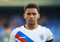 September 20, 2018 - Vila-Real, Castellon, Spain - James Tavernier of Rangers FC during the UEFA Europa League Group G match between Villarreal CF and Rangers FC at La Ceramica Stadium on September 20, 2018 in Vila-real, Spain. (Credit Image: © Maria Jose Segovia/NurPhoto/ZUMA Press)