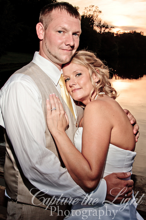 A Wedding in Oxford, NC at the Red Barn on Lake Devin between Nicholas DeHart & Kristel Gregory on August 16, 2014.