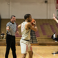 Men's Basketball: Susquehanna University Crusaders vs. Albright College Lions