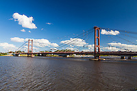 PUENTE COLGANTE, CIUDAD DE SANTA FE, PROVINCIA DE SANTA FE, ARGENTINA (PHOTO © MARCO GUOLI - ALL RIGHTS RESERVED)