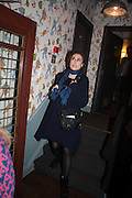 NATASHA FRASER, Party to celebrate the publication of 'Winter Games' by Rachel Johnson. the Draft House, Tower Bridge. London. 1 November 2012.