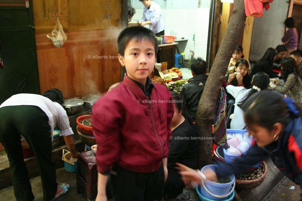 Vietnam. Hanoi