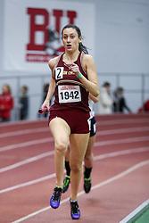 4x400 relay, BC, McNeil<br /> BU Terrier Indoor track meet