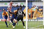 Mansfield Town v Exeter City 150918