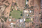 Aerial Darwin Show Grounds Winnellie