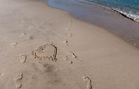 Herat in the sand, Sismbra in Portugal