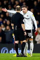 Tom Cairney of Fulham - Rogan/JMP - 07/12/2019 - Craven Cottage - London, England - Fulham v Bristol City - Sky Bet Championship.