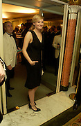 Romola Garai. 25th  annual Awards of the London critic's Circle in aid of the NSPCC. The Dorchester. Park Lane. London. 9 February 2005. ONE TIME USE ONLY - DO NOT ARCHIVE  © Copyright Photograph by Dafydd Jones 66 Stockwell Park Rd. London SW9 0DA Tel 020 7733 0108 www.dafjones.com