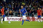 © Filippo Alfero<br /> Italia-Spagna, qualificazioni Mondiali Russia 2018<br /> Torino, 06/10/2016<br /> sport calcio<br /> Nella foto: