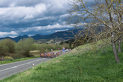 Emakumeen Saria - Durango-Durango 2016. A 113km road race starting and finishing in Durango, Spain on 12th April 2016.