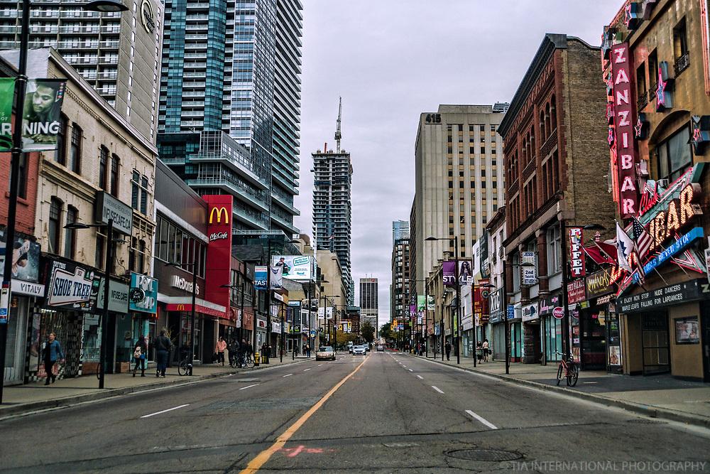 Yonge & Elm Streets