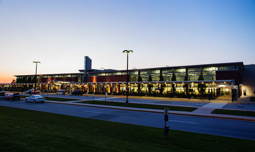 XNA airport in Northwest Arkansas<br /> <br /> &copy;Wesley Hitt 2015