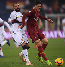 Roma v Genoa - 16 December 2018