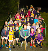 Jack Guiney Visits Rathgarogue Cushinstown GAA