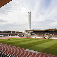 The Helsinki Olympic Stadium