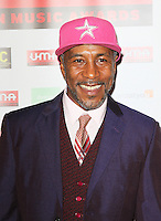 LONDON - DECEMBER 01: Danny John-Jules attended the Urban Music Awards at The Porchester Hall, London, UK. December 01, 2012. (Photo by Richard Goldschmidt)