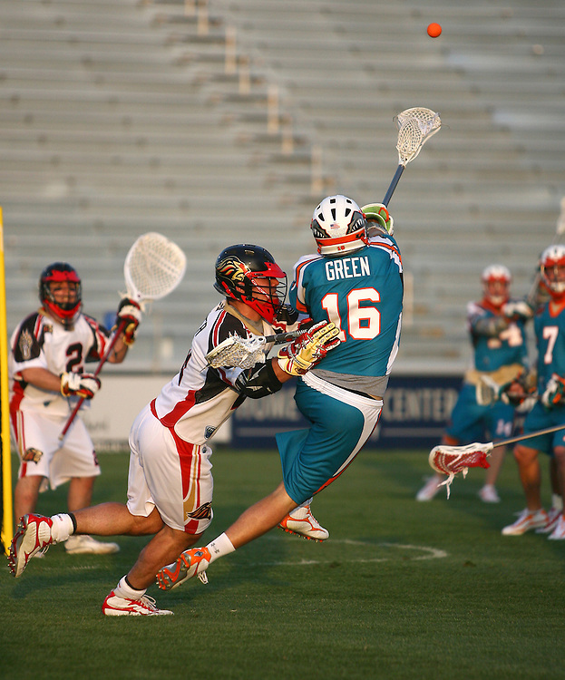 May 27, 2007 - Carson, California. The Los Angeles RIPTIDE defeated the New Jersey PRIDE in their home opener at the Home Depot Center, 15-9...