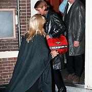 Opening cafe Sven & Dave, Valerie Zwikker gaat weg