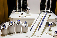 Tanzanite Jewelry, Cambanos and Son, Johannesburg, South Africa.