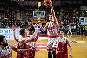 Aleska Avramovic<br /> Openjobmetis Varese - A X Armani Exchange Milano<br /> Openjobmetis Varese - <br /> Basket Serie A LBA 2018/2019<br /> Varese 03 January 2017<br /> Foto Mattia Ozbot / Ciamillo-Castoria