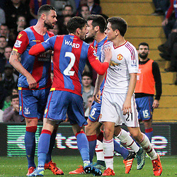 Crystal Palace v Man United | Premier League | 31 October 2015