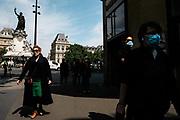 Parigi: fase due Covid19 deconfinamento, dal 11 maggio la Francia prova a ricominciare dopo 2 mesi di stop - <br />Paris : Covid 19 Outbreak Deconfinement, from 11 May France tries to re-start after a 2 month stop