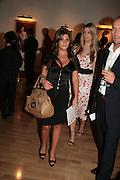 DANIELA POSNER, ' Show Off' Theo Fennell exhibition co-hosted wit Vanity Fair. Royal Academy. Burlington Gdns. London. 27 September 2007. -DO NOT ARCHIVE-© Copyright Photograph by Dafydd Jones. 248 Clapham Rd. London SW9 0PZ. Tel 0207 820 0771. www.dafjones.com.