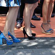 NLD/Veenendaal/20120430 - Koninginnedag 2012 Veenendaal, schoenen prinsessen