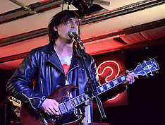 16 FEB 2015 Carl Barat and the Jackals