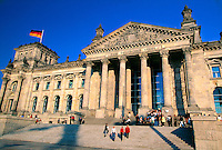 Bundestag Building, Berlin, Germany