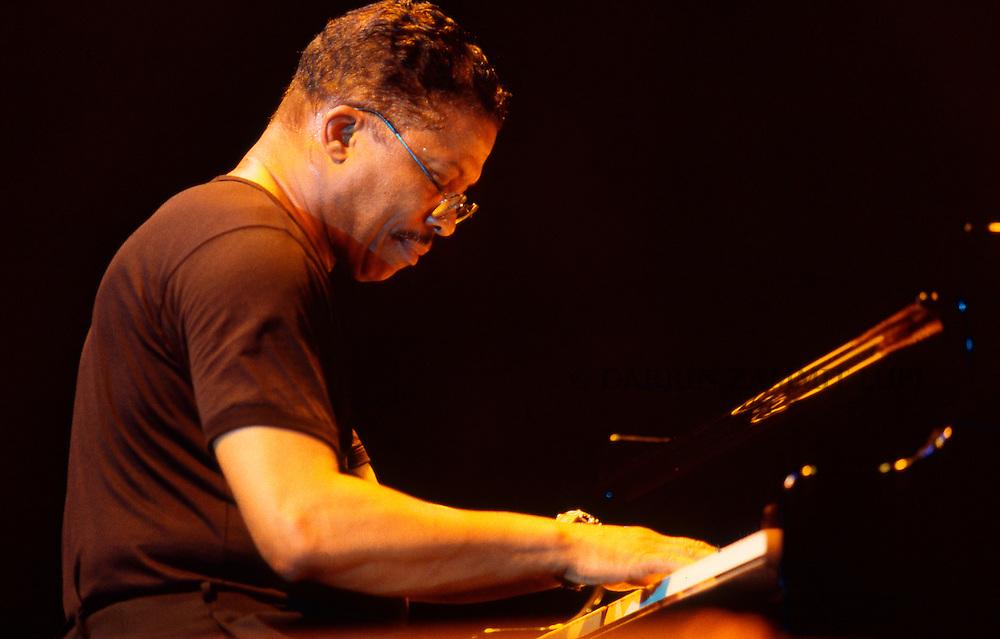 Herbie Hancock, 1999<br /> Photo by Darrin Zammit Lupi