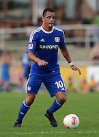 Fussball 1. Bundesliga:  Saison  Vorbereitung 2012/2013     Testspiel: Bayer 04 Leverkusen - FC Augsburg  25.07.2012 Renato Augusto (Bayer 04 Leverkusen)